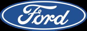 Ford logo slider